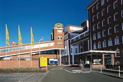Konzernzentrale von Hella in Lippstadt. Foto: Hella
