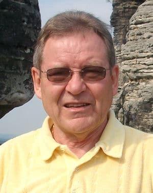 Geehrter Retter: Wolfgang Plattner. Foto: Goodyear