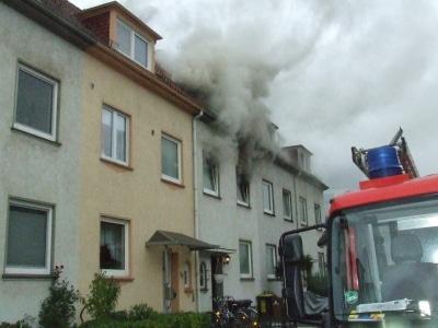 Bremer Feuerwehr im Einsatz. Foto: Feuerwehr