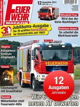 Feuerwehr-Magazin jetzt bestellen!