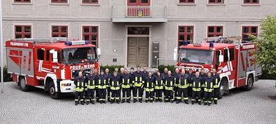 Freiwillige Feuerwehr Malchow. Foto: Jann