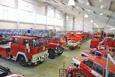 Feuerwehrmuseum in Fulda. Foto: Rüffer