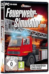 Der Feuerwehr-Simulator wird entgegen der ersten Ankündigung erst 2010 erscheinen. Foto: Astragon