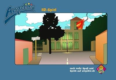 Die Kinder sollen lernen, in ihrer Umgebung Gefahren zu erkennen. Foto: www.ampelini.de
