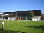 Leersalgebäude der Feuerwehrschule Geretsried. Foto: Schule