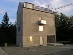 Übungsgelände der Feuerwehrschule Geretsried. Schule