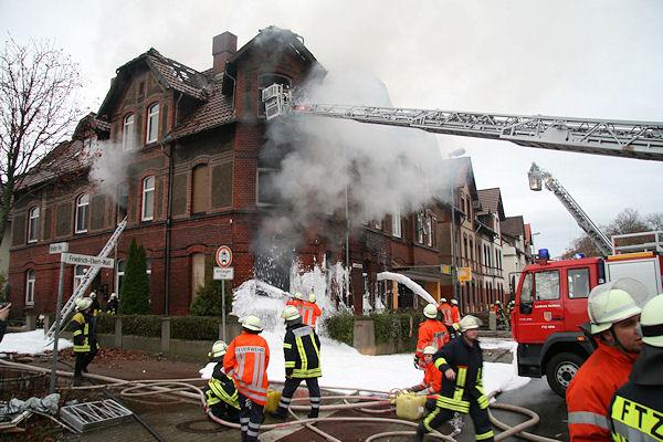 Brandschutz ist Schadensvorsorge