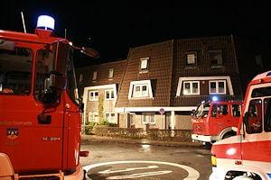 In diesem Haus in Gettdorf starben zwei Menschen. Foto: KFV Rendsburg-Eckernförde