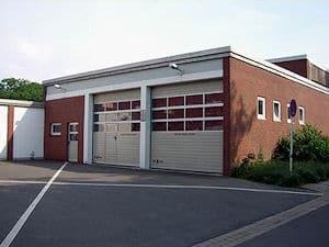 Das Gerätehaus in Stemmer - kein Geld für die Sanierung? Foto: Norbert Riechmann / Feuerwehr Minden