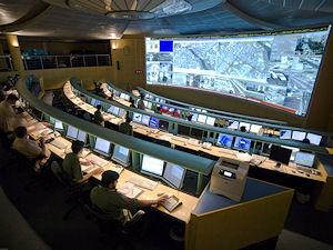 Auch die Leitstelle in Dubai hat Siemens ausgerüstet. Foto: Siemens