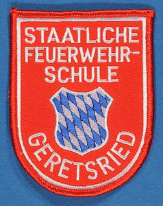 Direkt bei der SGS-G erhältlich: gesticktes Ärmelabzeichen. Foto: Michael Rüffer