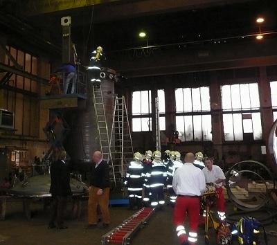 Foto: Feuerwehr Hannover
