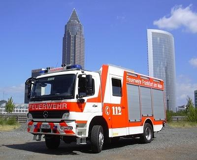 Foto: Feuerwehr Frankfurt a.M.