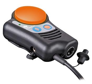 "Handmikrofon ""CT-MultiCom"" von CeoTronics. Abbildung: CeoTronics"