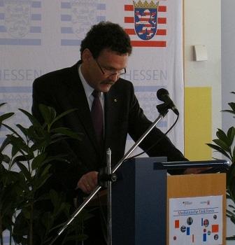 BBK-Präsident Christoph Unger. Foto: BBK