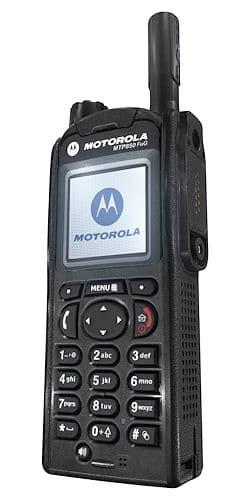 MTP850 FuG. Foto: Motorola