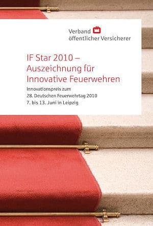 """""""IF Star"""": Innovationspreis der öffentlichen Versicherer."""