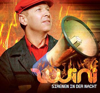 """Cover """"Sirenen in der Nacht"""""""