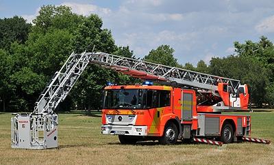 Berufsfeuerwehr Hannover. Foto: Kreuzkam