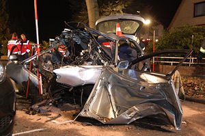 Tödlicher Discounfall in Kirchweyhe. Foto: VOX