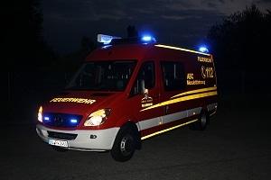 Messleitfahrzeug der Feuerwehr Werl. Foto: Feuerwehr