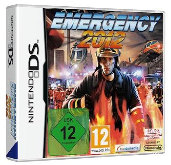 """Ab November erhältlich: """"Emergency 2012"""" für Nintendo GS. Foto: Buschbaum Media/rondomedia"""