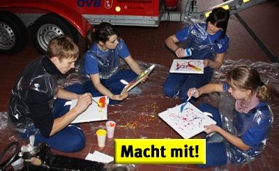 Engagierte und kreative Jugendliche in den Jugendfeuerwehren Foto: Patzelt