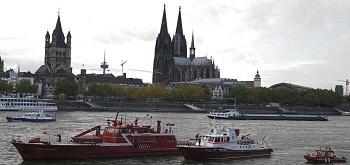 Foto: Feuerwehr Köln, Bildstelle