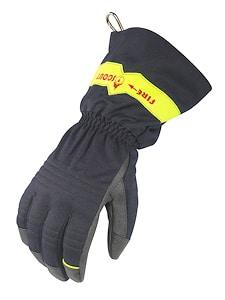 """Der neue Feuerwehrschutzhandschuh """"Fire Scout"""" von LBK ist nach EN 659:2003 zertifiziert. Foto: LBK"""