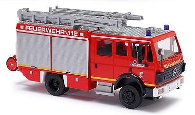 Modell eines LF 16/12 der Feuerwehr Mönchengladbach von Busch: Foto: Busch