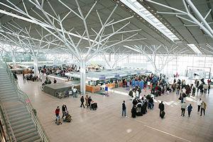 Terminal 3 im Flughafen Stuttgart (Archivfoto). Foto: Flughafen Stuttgart