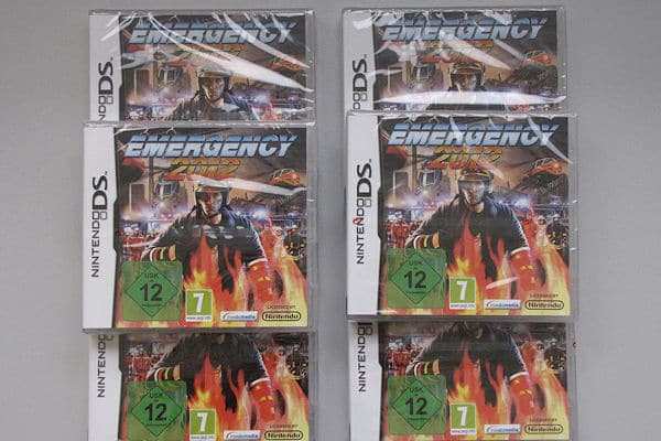 """Wir verlosen sechsmal das Spiel """"Emergency 2012"""" für Nintendo DS. Foto: Michael Klöpper"""