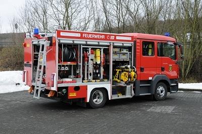 Zur Beladung gehört auch ein hydraulischer Rettungssatz von weber-Hydraulik. Foto: Gimaex