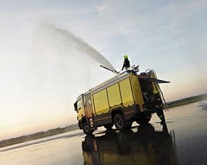 TLF 5500. Künftig müssen sich deutsche Feuerwehrleute an ähnliche Fahrzeugbezeichnungen gewöhnen. Foto: Rosenbauer
