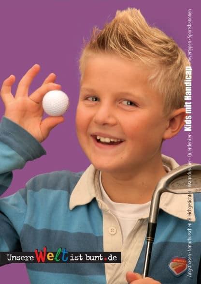 Kids mit Handicap. Foto: Deutsche Jugendfeuerwehr