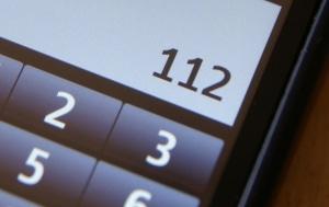 Notruf 112. Symbolfoto: Thomas Weege