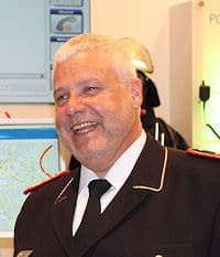 Grund zur Freude für DFV-Präsident Hans-Peter Kröger. Foto: Patzelt
