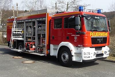 Aufgebaut ist das Sonderfahrzeug auf einen MAN TGM 18.340 4x2 BL. Foto: Gimaex