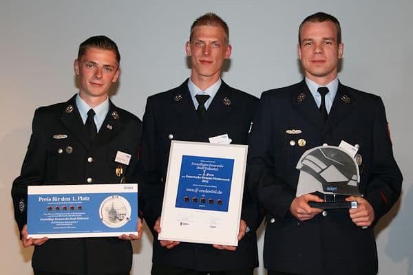 FF Rödental ist Sieger des Website-Wettbewerbs.