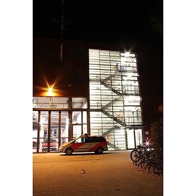 Der Fuhrpark der Feuerwehr in Postdam braucht dringend eine Erneuerung. Foto: Jann