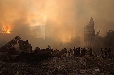 11. September 2001 – Bilder die man nicht vergisst. Foto: FEMA