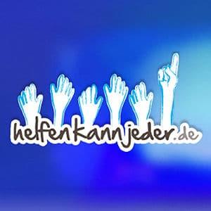 """Logo von """"helfenkannjeder.de""""."""