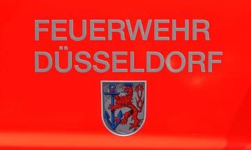 Feuerwehr Düsseldorf. Symbolfoto: Olaf Preuschoff