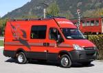 Das Hilfeleistungslöschfahrzeug 1 in Niederösterreich. Foto: Bunzel