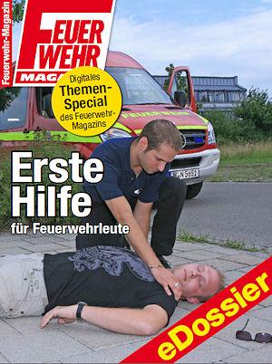Feuerwehr-Magazin eDossier Erste Hilfe.
