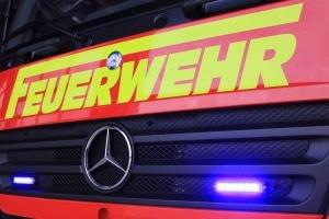 Feuerwehr. Symbolfoto: Thomas Weege