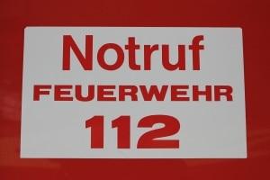 Notruf-112. Symbolfoto: Thomas Weege