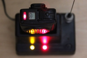 Meldeempfänger-Alarmierung. Symbolfoto: Thomas Weege