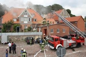 Dachdecker brand