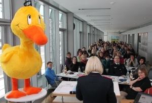 In Schleswig Holstein startet im Februar ein Zeitungsprojekt für Kleinkinder in Kindertagestätten, ZiKita. (Foto: LFV - Holger Bauer)